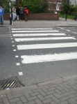 THE crosswalk