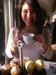 First time experiencing a real afternoon tea!